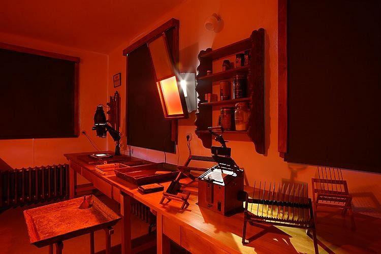 Atelier Seidel po rekonstrukci 2008-06 FOTO: Libor Svacek, Kaplicka 447, 381 01 Cesky Krumlov, CZ. E-mail: box@fotosvacek.cz