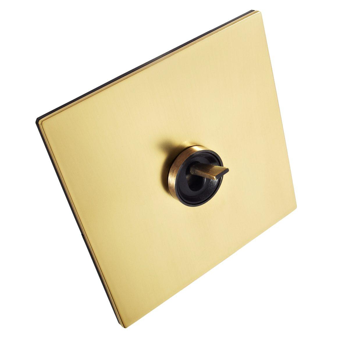 FONT BARCELONA 5.1 Collection  - kryt zlatá, kroužek a páčka antická bronz