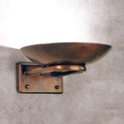 Nástěnné mosazné svítidlo Linea Allegro Aldo Bernardi