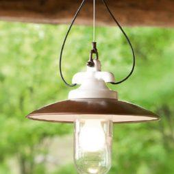 Porcelánové závěsné stropní svítidlo Linea Merano od Aldo Bernardi