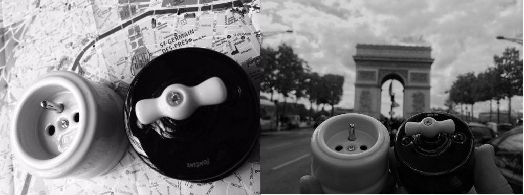 Fotografie k článku v blogu - Garby v Paříži