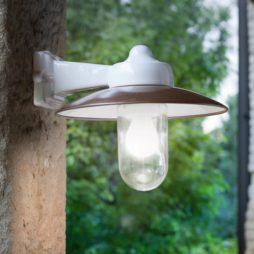 Porcelánové nástěnné svítidlo Linea Merano od Aldo Bernardi