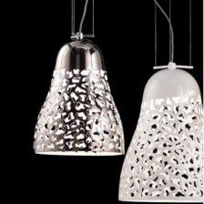 Porcelánové svítidlo Linea Matrioške od Aldo Bernardi