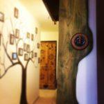 reference zákazníka - porcelánový vypínač Garby Colonial s rámečkem