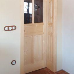 reference od zákazníka - instalace porcelánových vypínačů Garby Colonial Fontini