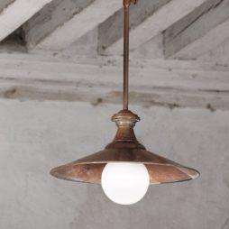 Závěsné stropní svítidlo Linea Loggiato v interiéru