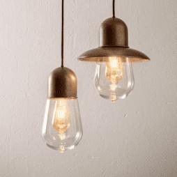 Designové svítidlo Linea Guinguette v interiéru