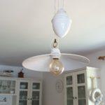 Reference zákazníka - porcelánové svítidlo Linea Tesa