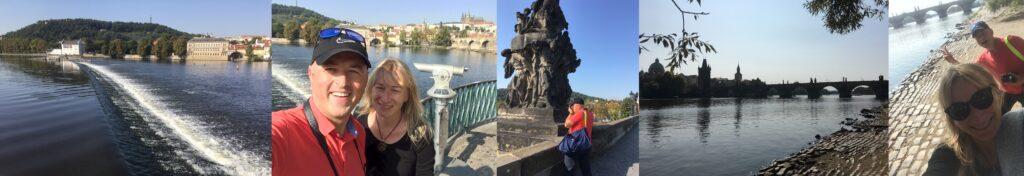 služební cesta Praha